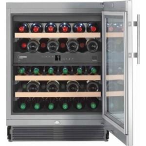 συντηρητής κρασιών Liebherr WTES 1672 Vinidor(95lt) (έως 12 άτοκες δόσεις)