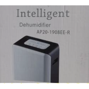 νέος αφυγραντήρας GLOBAL AP-20-1908EE-R INTELLIGENT 20 WIFI(20lt,220-240watt)
