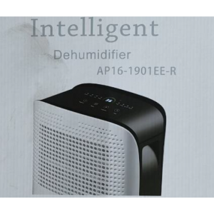 νέος αφυγραντήρας GLOBAL AP-16-1901EE-R INTELLIGENT 16 WIFI(16lt,220-240watt)