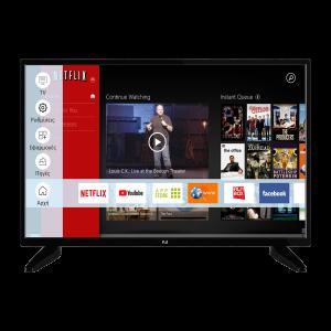 """τηλεόραση F&U FLS32226 Smart LED TV 32"""""""
