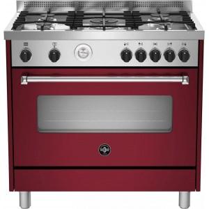 νέα κουζίνα LA GERMANIA AMN96 5 E VI T(ΗΛΕΚΤΡΙΚΟΣ/ΑΕΡΙΟΥ,85LT)