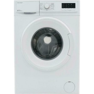 πλυντήριο ρούχων Sharp ES-HFA6103WD-GR(6KG,D)