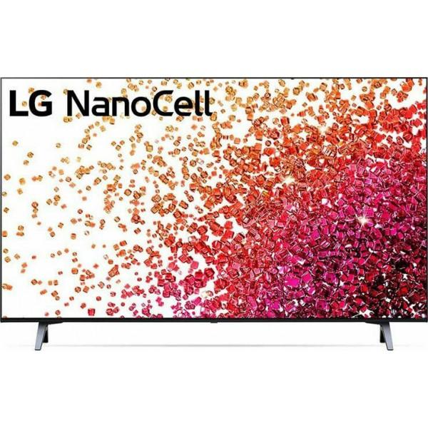 τηλεόραση LG 50NANO756PA(4K SMART UHD) 50''
