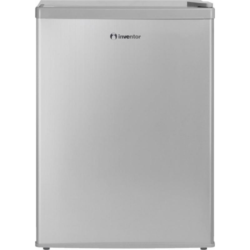 νέο ψυγείο Inventor MP630S(inox,65lt,F)