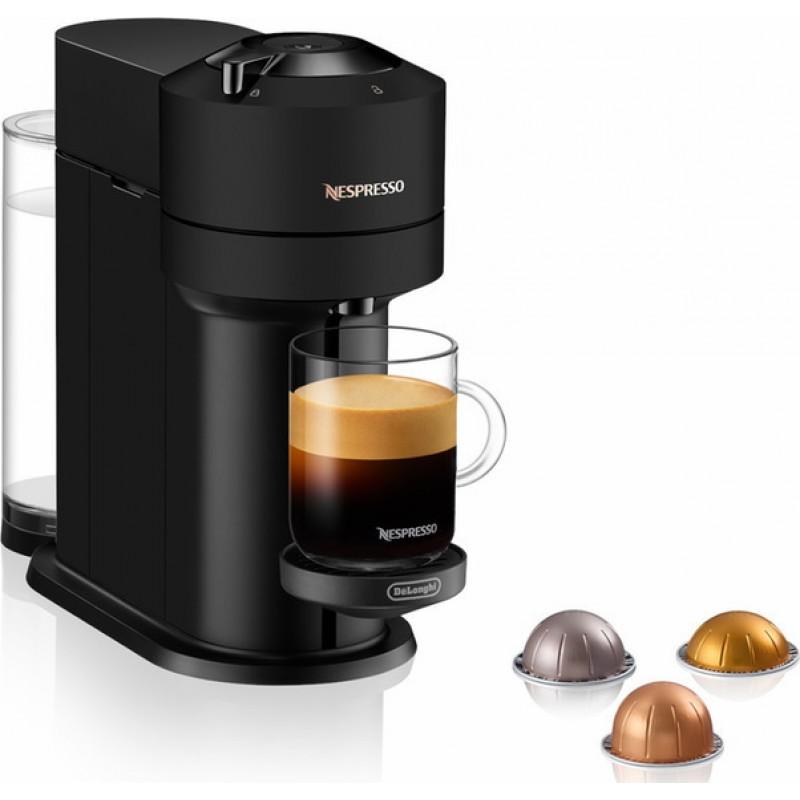 Delonghi ENV120.BM Vertuo Next Matt Black Μηχανή Nespresso