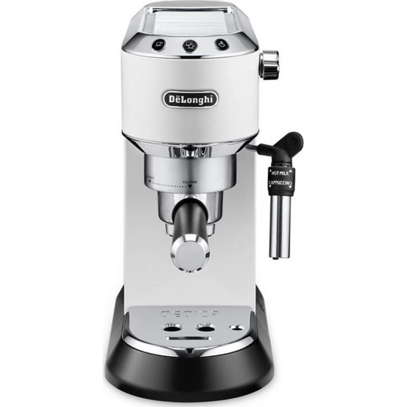 Καφετιέρα Delonghi Dedica Pump White EC685.W