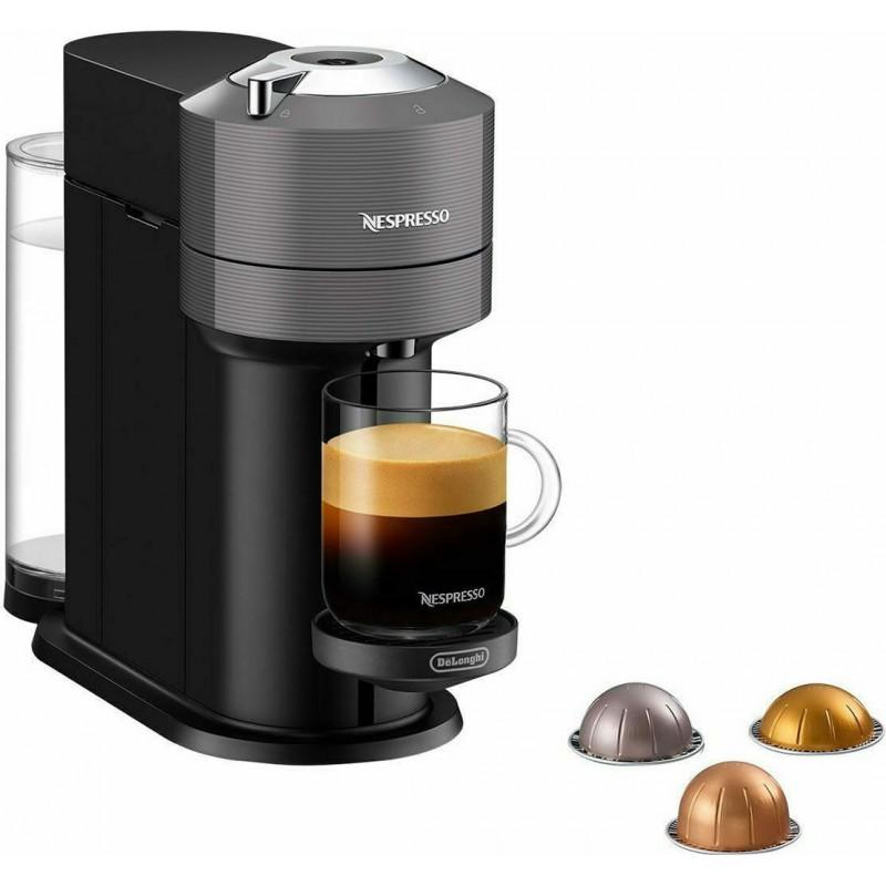 Delonghi Vertuo Next ENV120.GY Dark Grey Μηχανή Espresso