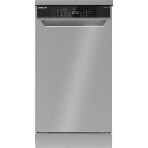 πλυντήριο πιάτων Sharp QW–NS24F44DI(ελεύθερο,45m,D)