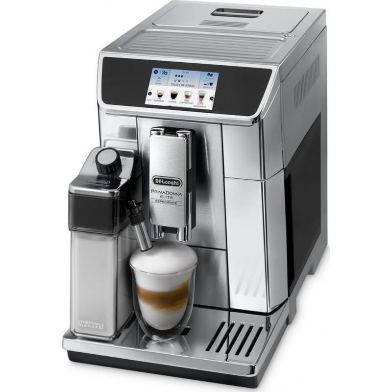 Delonghi ECAM 650.85 MS Prima Donna Elite Καφετιέρα Espresso Cappuccino