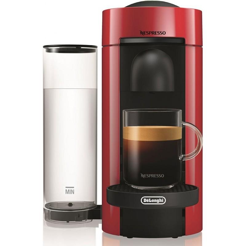 Delonghi Nespresso Vertuo Plus ENV150.R Cherry Red