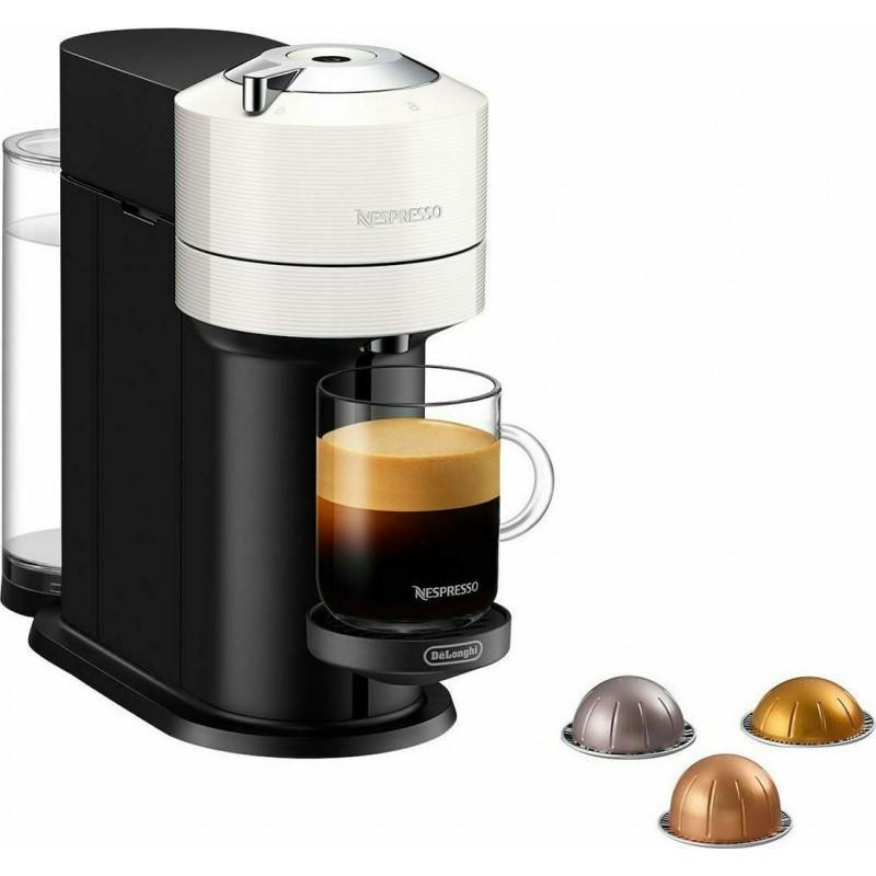 Καφετιέρα Espresso Με κάψουλα Delonghi ENV120.W Vertuo Next White