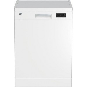 πλυντήριο πιάτων Beko DFN 16410 W (ελεύθερο,60cm,F)