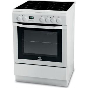 κουζίνα Indesit I6VMC6A(W)GR(ΚΕΡΑΜΙΚΗ,60LT)