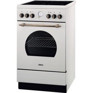 νέα κουζίνα Zanussi ZCV56GML(κεραμική,54lt)