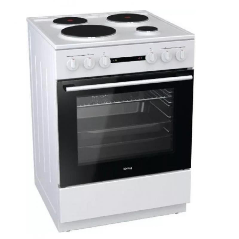 νέα κουζίνα Korting KE6151WPM(εμαγιέ,71lt)