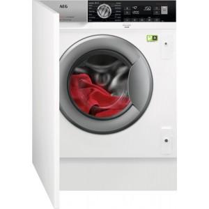 νέο πλυντήριο ρούχων AEG L8FBE48SI(εντοιχιζόμενο,8kg,A+++)