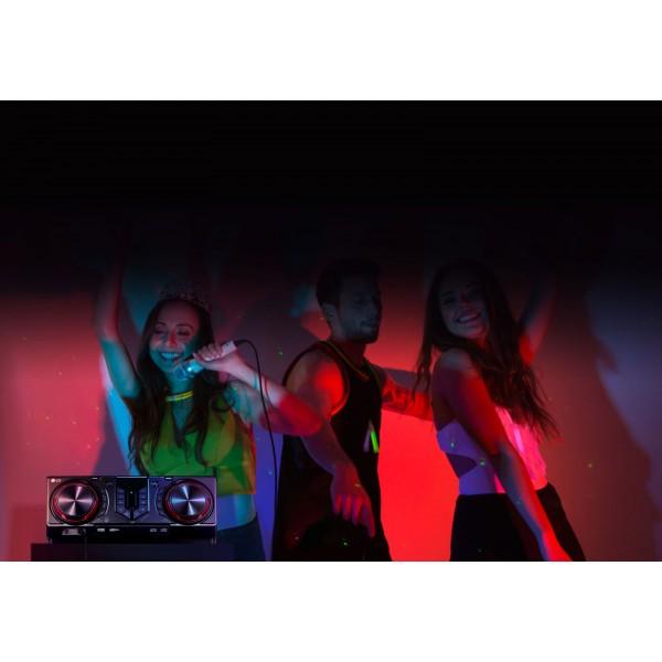 lg CJ45 karaoke