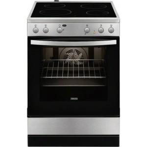 κουζίνα Zanussi ZCV65020XA(κεραμική,72lt)