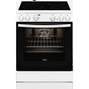 κουζίνα Zanussi ZCV65050WA(κεραμική,72lt)